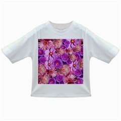 Flowers Blossom Bloom Nature Color Infant/toddler T Shirts by Onesevenart