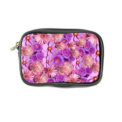 Flowers Blossom Bloom Nature Color Coin Purse by Onesevenart