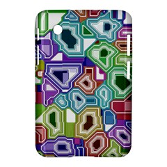Board Interfaces Digital Global Samsung Galaxy Tab 2 (7 ) P3100 Hardshell Case  by Onesevenart