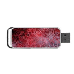 Background Texture Structure Portable Usb Flash (two Sides) by Onesevenart