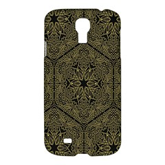 Texture Background Mandala Samsung Galaxy S4 I9500/i9505 Hardshell Case