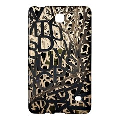 Pattern Design Texture Wallpaper Samsung Galaxy Tab 4 (7 ) Hardshell Case