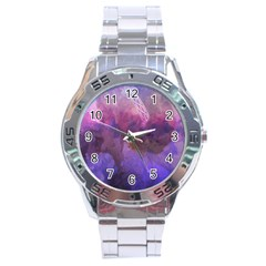 Ultra Violet Dream Girl Stainless Steel Analogue Watch by 8fugoso