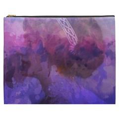 Ultra Violet Dream Girl Cosmetic Bag (xxxl)  by 8fugoso