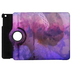 Ultra Violet Dream Girl Apple Ipad Mini Flip 360 Case by 8fugoso