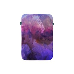 Ultra Violet Dream Girl Apple Ipad Mini Protective Soft Cases by 8fugoso