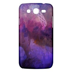 Ultra Violet Dream Girl Samsung Galaxy Mega 5 8 I9152 Hardshell Case  by 8fugoso