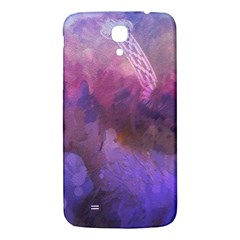 Ultra Violet Dream Girl Samsung Galaxy Mega I9200 Hardshell Back Case by 8fugoso