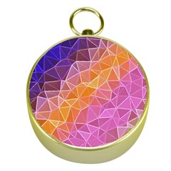 Crystalized Rainbow Gold Compasses by 8fugoso