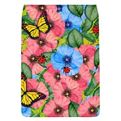 Floral Scene Flap Covers (s)