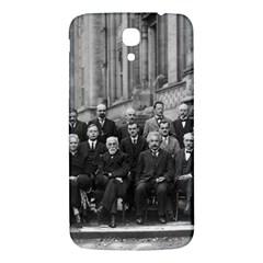 1927 Solvay Conference On Quantum Mechanics Samsung Galaxy Mega I9200 Hardshell Back Case by thearts
