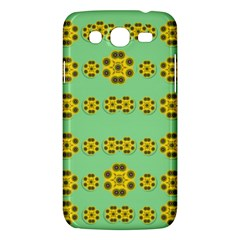 Sun Flowers For The Soul At Peace Samsung Galaxy Mega 5 8 I9152 Hardshell Case  by pepitasart