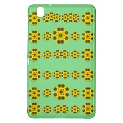 Sun Flowers For The Soul At Peace Samsung Galaxy Tab Pro 8 4 Hardshell Case by pepitasart