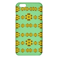 Sun Flowers For The Soul At Peace Iphone 6 Plus/6s Plus Tpu Case by pepitasart