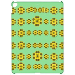 Sun Flowers For The Soul At Peace Apple Ipad Pro 12 9   Hardshell Case by pepitasart