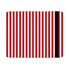 Red Stripes Samsung Galaxy Tab Pro 8 4  Flip Case by jumpercat