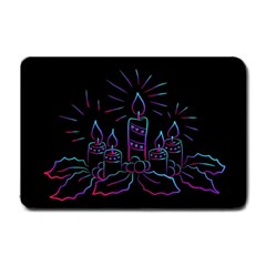 Advent Wreath Candles Advent Small Doormat