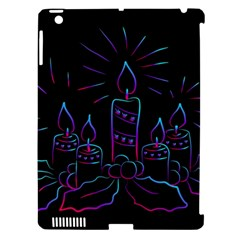 Advent Wreath Candles Advent Apple Ipad 3/4 Hardshell Case (compatible With Smart Cover)
