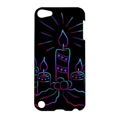 Advent Wreath Candles Advent Apple Ipod Touch 5 Hardshell Case