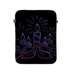 Advent Wreath Candles Advent Apple Ipad 2/3/4 Protective Soft Cases