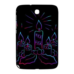 Advent Wreath Candles Advent Samsung Galaxy Note 8 0 N5100 Hardshell Case
