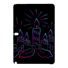 Advent Wreath Candles Advent Samsung Galaxy Tab Pro 10 1 Hardshell Case