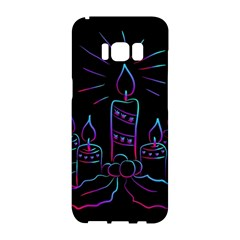 Advent Wreath Candles Advent Samsung Galaxy S8 Hardshell Case