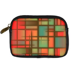 Background Abstract Colorful Digital Camera Cases