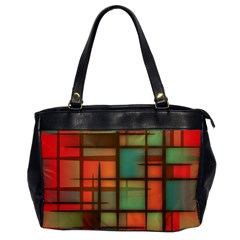 Background Abstract Colorful Office Handbags