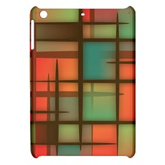 Background Abstract Colorful Apple Ipad Mini Hardshell Case