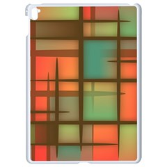Background Abstract Colorful Apple Ipad Pro 9 7   White Seamless Case