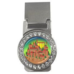 Mountain Village Mountain Village Money Clips (cz)