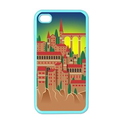 Mountain Village Mountain Village Apple Iphone 4 Case (color)
