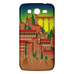 Mountain Village Mountain Village Samsung Galaxy Mega 5 8 I9152 Hardshell Case