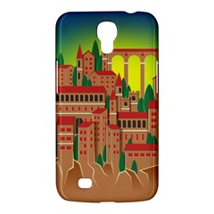 Mountain Village Mountain Village Samsung Galaxy Mega 6 3  I9200 Hardshell Case