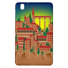 Mountain Village Mountain Village Samsung Galaxy Tab Pro 8 4 Hardshell Case