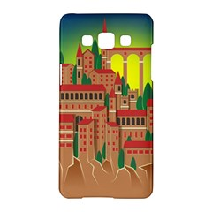 Mountain Village Mountain Village Samsung Galaxy A5 Hardshell Case