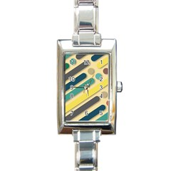 Background Vintage Desktop Color Rectangle Italian Charm Watch