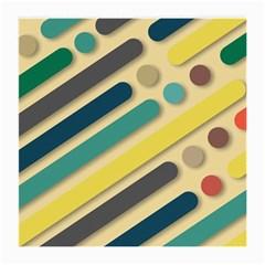 Background Vintage Desktop Color Medium Glasses Cloth (2 Side)