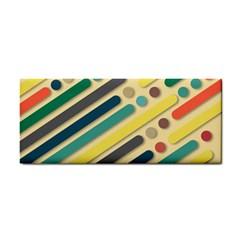 Background Vintage Desktop Color Cosmetic Storage Cases