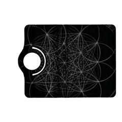Sacred Geometry Music 144links Kindle Fire Hd (2013) Flip 360 Case by Cveti