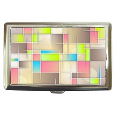 Background Abstract Grid Cigarette Money Cases
