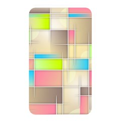 Background Abstract Grid Memory Card Reader