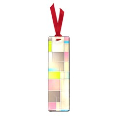 Background Abstract Grid Small Book Marks