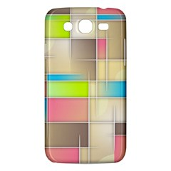 Background Abstract Grid Samsung Galaxy Mega 5 8 I9152 Hardshell Case