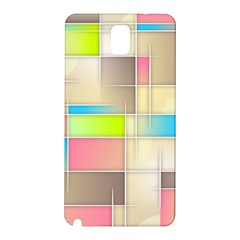 Background Abstract Grid Samsung Galaxy Note 3 N9005 Hardshell Back Case