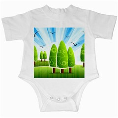 Landscape Nature Background Infant Creepers