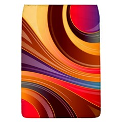 Abstract Colorful Background Wavy Flap Covers (l)