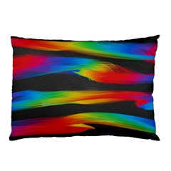 Colorful Background Pillow Case