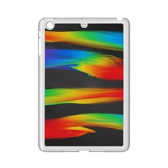 Colorful Background Ipad Mini 2 Enamel Coated Cases